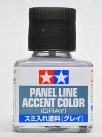 Tamiya Panel Line Accent Color (Gray)