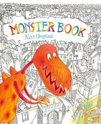Monster Book by Alice Hoogstad