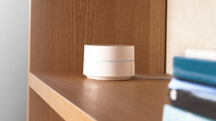 Google Wi-Fi Mesh Wi-Fi System - 3 Pack image