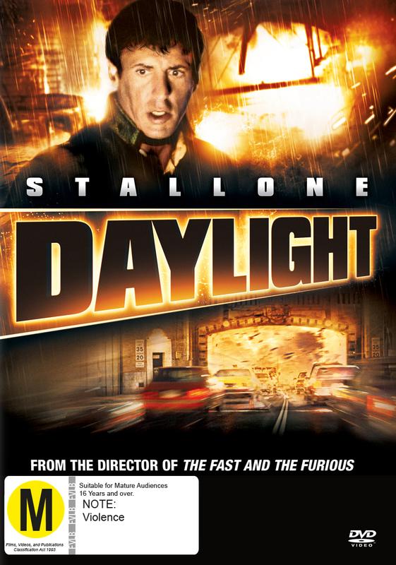 Daylight on DVD