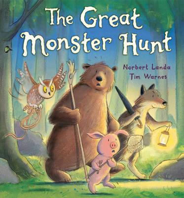 The Great Monster Hunt by Norbert Landa image