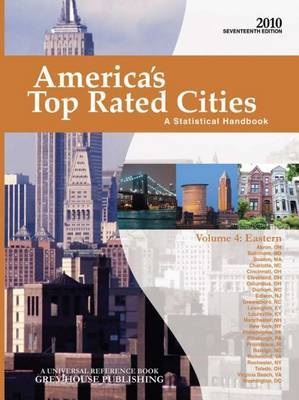 America's Top-Rated Cities, Volume 4: Eastern by David Garoogian