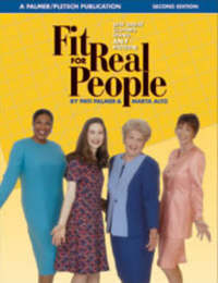 Fit for Real People by Pati Palmer image