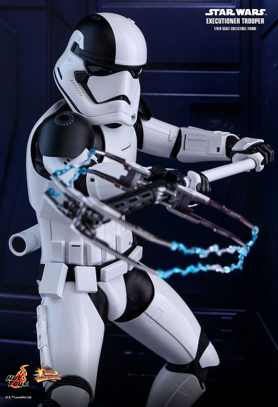 "Star Wars: The Last Jedi - Executioner Trooper 12"" Figure"