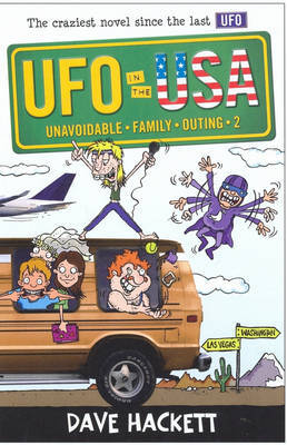 U.F.O. in the USA by Dave Hackett image