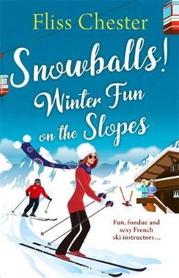 Winter Fun on the Slopes by Fliss Chester image