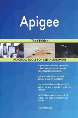 Apigee Third Edition by Gerardus Blokdyk image