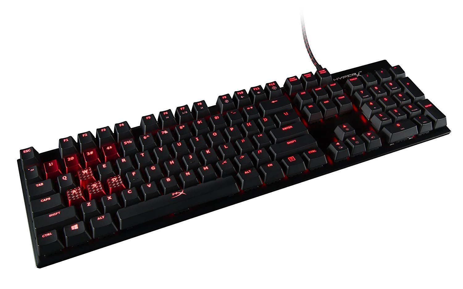 HyperX Alloy FPS Mechanical Gaming Keyboard (Cherry MX Red) for PC Games image