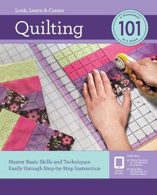 Quilting 101 by Editors of Creative Publishing international image
