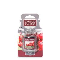 Yankee Car Jar Ultimate - Black Cherry