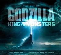 The Art of Godzilla: King of the Monsters by Abbie Bernstein