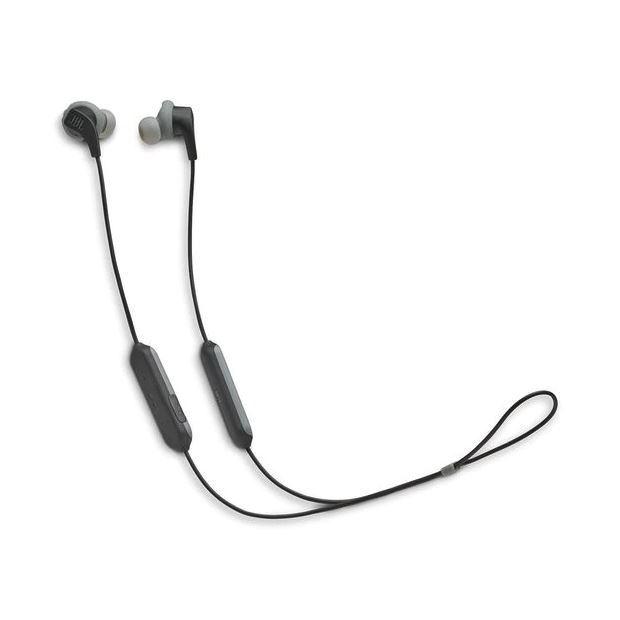 JBL Endurance RUNBT Sweatproof Wireless In-Ear Sport Headphones - Black image