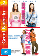 First Daughter / Drive Me Crazy - Great Night In (2 Disc Set) on DVD
