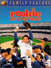 Rookie Of The Year on DVD