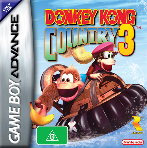 Donkey Kong Country 3 for GBA