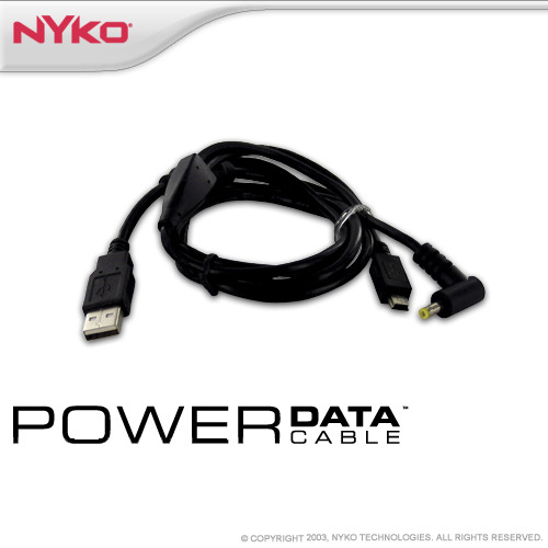 Nyko Data/Charging Cable for PSP