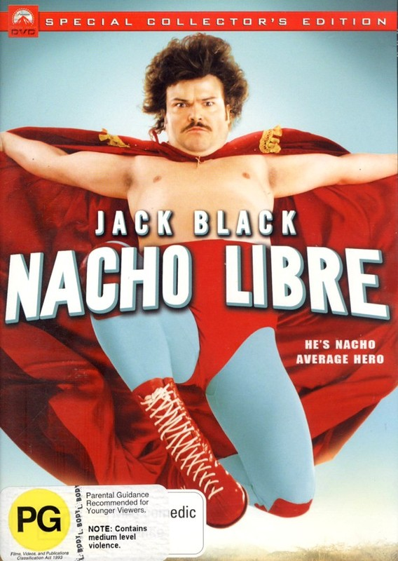 Nacho Libre - Special Collector's Edition on DVD