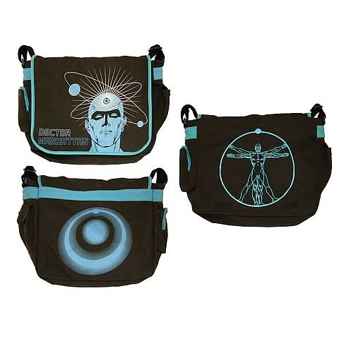 Watchmen Dr. Manhattan Messenger Bag