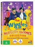 The Wiggles - Nursery Rhymes Collection Box Set DVD