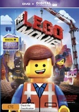 The Lego Movie (DVD/Ultraviolet) DVD