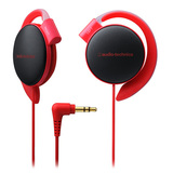 Audio-Technica ATH-EQ500 Ear-Fitting Headphones (Red)