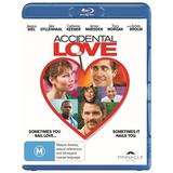 Accidental Love on Blu-ray
