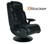 X Rocker: Pro Pedestal Plus Wireless 2.1 Gaming Chair for