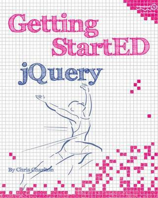 Getting StartED with JQuery by Chris Charlton image