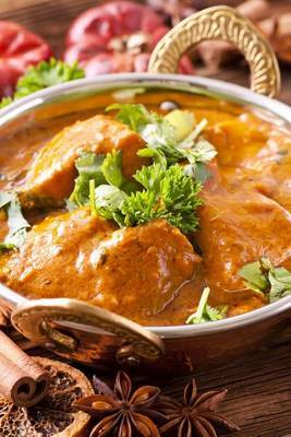 Fish Curry Journal by Cool Image