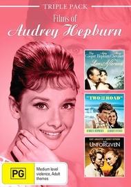 Audrey Hepburn - Triple Pack on DVD