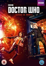 Doctor Who: Series Ten - Part Two DVD