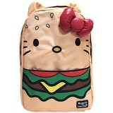 Loungefly Hello Kitty Hamburger Backpack