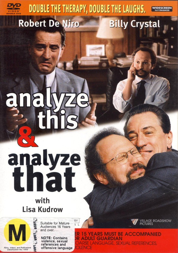 Analyze This & That Box Set on DVD image