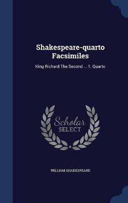 Shakespeare-Quarto Facsimiles by William Shakespeare image