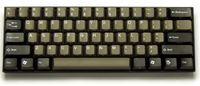 V60 Cherry MX-Blue Switch keyboard