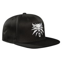 The Witcher 3 Medallion Snap Back Hat