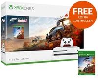 Xbox One S 1TB Forza Horizon 4 Console Bundle for Xbox One