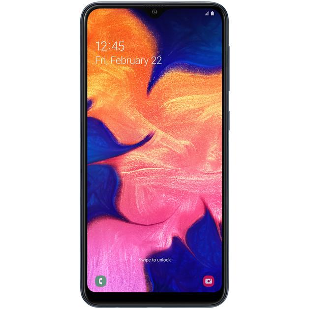 Samsung Galaxy: A20 (2019) Smartphone 32GB Black 2 Year Warranty