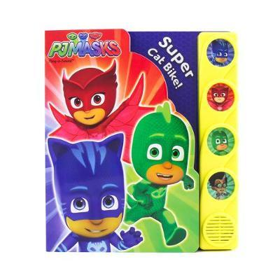 Pj Masks by P I Kids