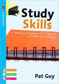 Study Skills by Pat Guy image