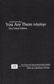 """You are There"" Teleplays by Abraham Polonsky image"