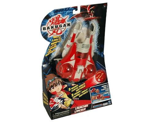 Bakugan Battle Brawlers - Launcher Set