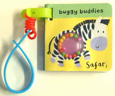 Rattle Buggy Buddies: Safari: Safari