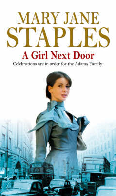 A Girl Next Door by Mary Jane Staples image