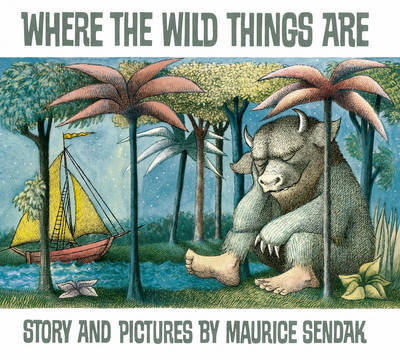 Where the Wild Things Are by Maurice Sendak image