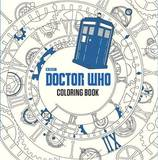 Doctor Who Coloring Book by Price Stern Sloan
