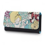 Loungefly Alice and Queen of Hearts Wallet