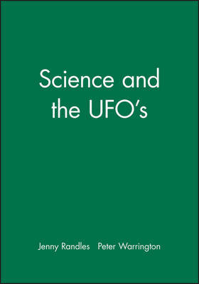 Science and the UFO by Jenny Randles image