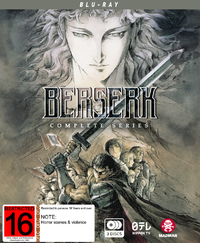 Berserk - Complete Series Collection (Limited Edition) DVD