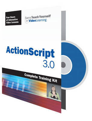 Sams Teach Yourself ActionScript 3: Video Learning Starter Kit by Sams Publishing image